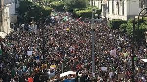 Algérie en ébullition 1