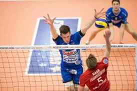 Euromillions volley league 2018