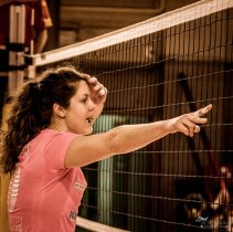 Charleroi Volley Anelien Alons