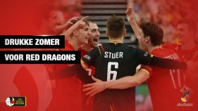 Red Dragons European Golden League 2019