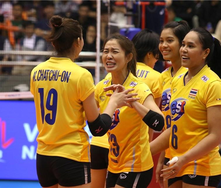 Yellow Tigers - Thaïlande 30.5.2019 . 4