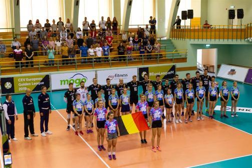 Lettonie - Belgique 2.6.19.14