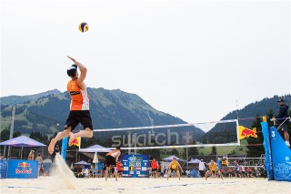 Beachvolley Tom et Dries Brouwer 3