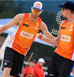 Beachvolley Tom et Dries Brouwer 7