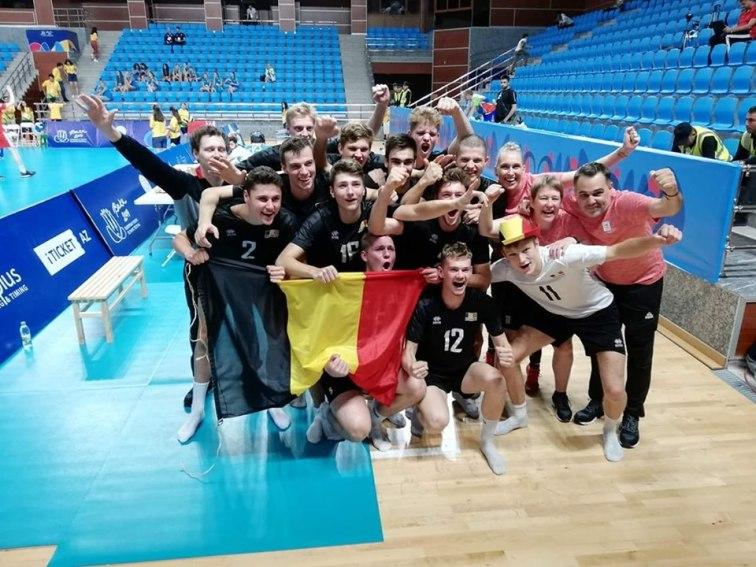 Belgian victory a Baku
