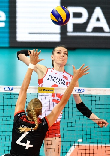 VNL Women Stuttgart, June 13, 2018