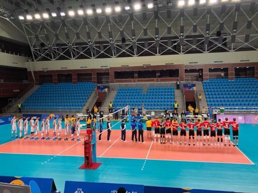 Italie Belgique Baku 2