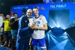 VNL 2019 Men Russie-USA Iakovlev