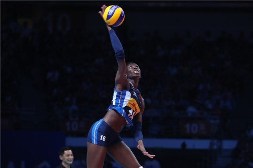 Volley Femmes Egonu