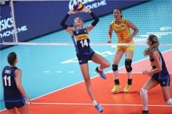 Volley Femmes Elena Pietrini