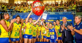 Brazil qualified for Tokyo 1