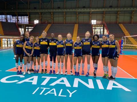 Italia Catania 2019