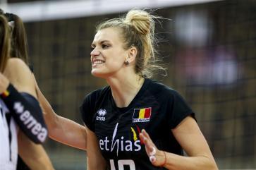 Italie - Belgique Lodz 19 12