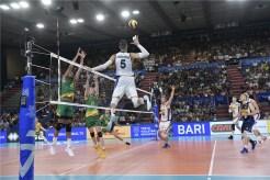Italie contre l'Australie