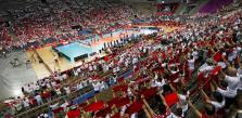 Pologne - Belgique Lodz 19 2