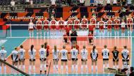 Pologne - Belgique Lodz 19 3