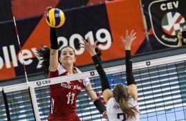 Pologne - Belgique Lodz 19 6