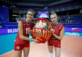 Russia qualified for Tokyo 2