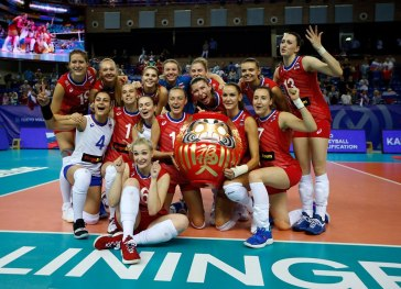 Russia qualified for Tokyo 3
