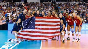 USA qualified for Tokyo 1