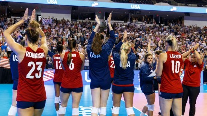 USA qualified for Tokyo 2