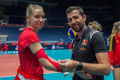 Belgique - Russie 1.9.19 3