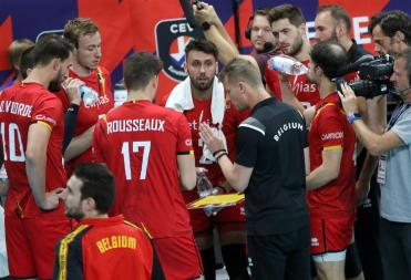 Belgique - Serbie 18.9.19.3