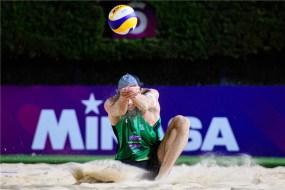 Brazil's Andre Loyola
