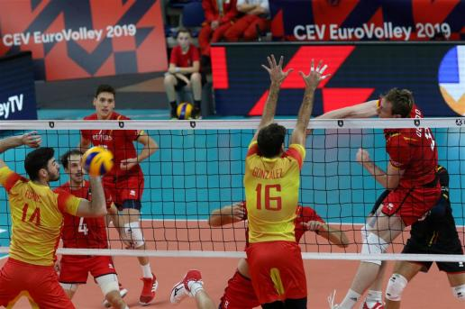 Espagne - Belg 15.9.19 9