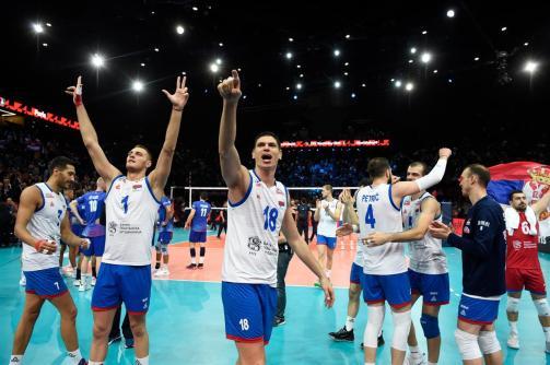 France - Serbie 23