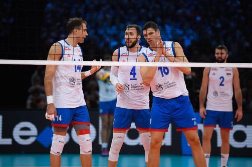 France - Serbie 3