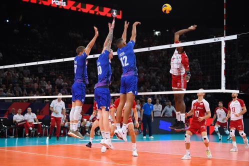 Pologne - France 28.9.19 11
