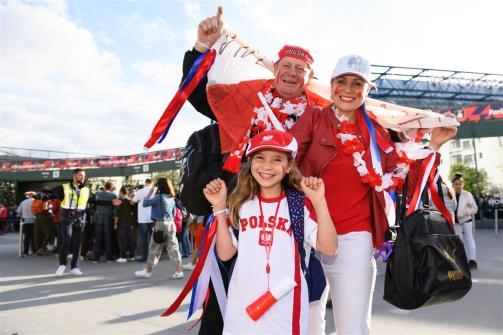 Pologne - France 28.9.19 27
