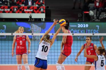 Serbie - Italie 2019 3