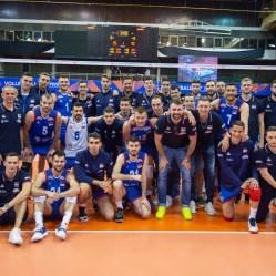 Serbie Messieurs 2019