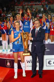 Serbie - Turquie 8.9.19