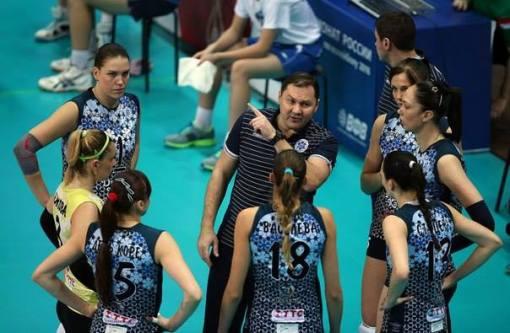 Kazan team